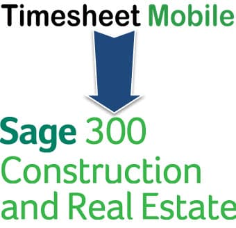Import Timesheets to Sage 300 Construction